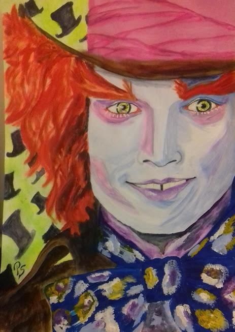Johnny Depp by PenStilos